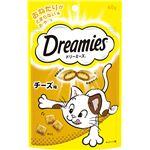 (まとめ) ドリーミーズ チーズ味 60g (ペット用品・猫用フード) 【×20セット】