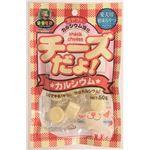 (まとめ) チーズだよ カルシウム 50g (ペット用品・犬用フード) 【×10セット】