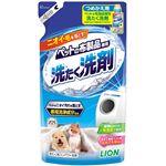 (まとめ) ペットの布製品専用 洗たく洗剤 つめかえ用 320g (ペット用品) 【×10セット】