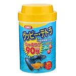 (まとめ) コメット グッピー・テトラ 小型熱帯魚の主食 90g (ペット用品) 【×10セット】