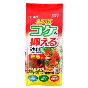 (まとめ) ベストサンド 金魚専用 0.6L (ペット用品) 【×10セット】 - 拡大画像