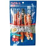 (まとめ) 酵母で熟ささみ とり亭デンタガム 5本入 (ペット用品・犬用フード) 【×10セット】