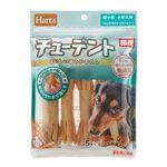 (まとめ) チューデント 超小型〜小型犬用 5本入 (ペット用品・犬用フード) 【×10セット】
