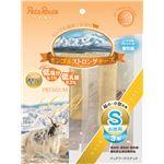(まとめ) モンゴルストロングチーズ S お徳用 3本 (ペット用品・犬用フード) 【×3セット】
