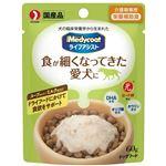 (まとめ) メディコート ライフアシスト スープタイプ ミルク仕立て 60g 【×20セット】 (ペット用品・犬用フード)