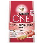 (まとめ) ピュリナワンドッグ デリケートなお腹と皮膚の健康ケア サーモン 2.1kg 【×4セット】 (ペット用品・犬用フード)