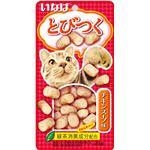 (まとめ) いなば とびつく チキンスープ味 25g 【×24セット】 (ペット用品・猫用フード)