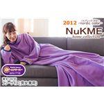 NuKME(ヌックミィ) 2012年Ver 男女兼用フリーサイズ(180cm) ノルディックカラー ブラック