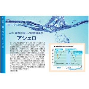 アシェロ300ml&アシェロ詰替用1000ml