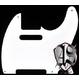 GP Factory(GPファクトリー) テレキャスター用ノイズ低減ピックガード 52年式5穴タイプ ホワイト3P - 縮小画像1