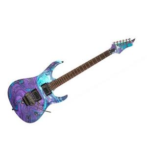 SPEAR(スピアー) エレキギター Gladius(グラディウス) Purple Swirl - 拡大画像
