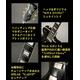SPEAR(スピアー) エレキギター Clamore-Hollow(クレイモアホロウ) Black Glossy - 縮小画像3