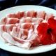 超希少!純血アグー(琉球在来種黒豚) 焼肉用1kg 箱入り 【石垣島直送】 - 縮小画像1