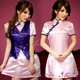 2012新作 ベスト付きミニスカチャイナセット/コスプレ コスチューム z607 - 縮小画像1