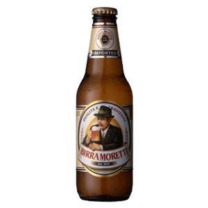 【海外ビール】 モレッティ 瓶 24本 1ケース 330ml - 拡大画像