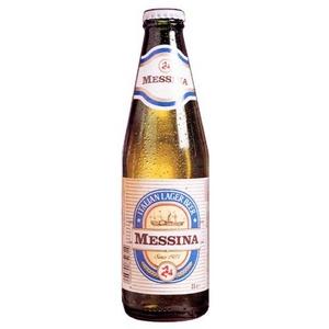【海外ビール】 ビッラ メッシーナ 330ml×24本(1ケース) - 拡大画像
