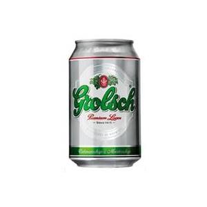 【海外ビール】グロールシュ・プレミアムラガー 缶 24本 1ケース - 拡大画像