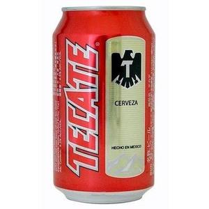 メキシコ【海外ビール】 テカテビール缶 24本1ケース - 拡大画像