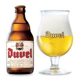 ベルギー【海外ビール】 デュベル 瓶 330ml(12本) - 拡大画像