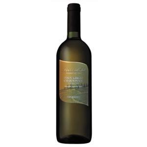 【ワイン】イタリア産 ブリッコ・アル・ソーレ ピノ・グリージョ・シャルドネ   - 拡大画像