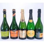 【スパークリングワイン】 ロータリー タレント ブリュット 含む お買得5本セット