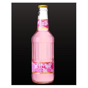 【リキュール】ZIMA(ジーマ) ピンク瓶 340ml×24本 - 拡大画像