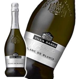 【スパークリングワイン】 ヴィッラ サンディ ブラン ド ブラン 750ml  白 - 拡大画像