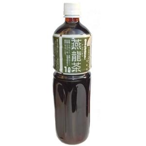 ホットでもアイスでもおいしい!燕龍茶(ヤンロン茶) 1000ml×12本/箱 - 拡大画像