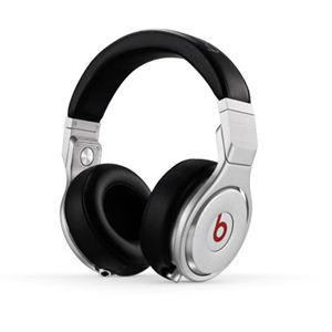 Beats by Dr. Dre Beats Pro プロフェッショナルDJヘッドホン/ブラック BT OV PRO BLK - 拡大画像
