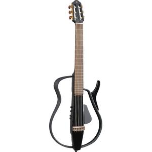 YAMAHA(ヤマハ) サイレントギター SLG110N BM - 拡大画像