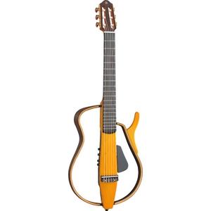 YAMAHA(ヤマハ) サイレントギター SLG130NW LAB - 拡大画像
