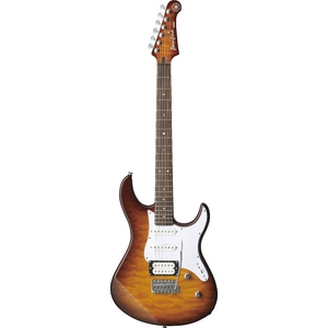 YAMAHA(ヤマハ) エレキギター PACIFICA212VQM TBS - 拡大画像