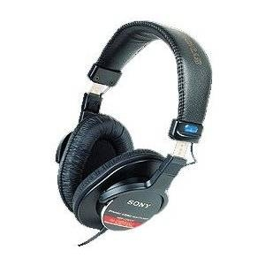 SONY(ソニー) スタジオモニターヘッドホン  MDR-CD900ST - 拡大画像