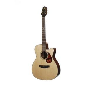 Voyage-air Guitar(ボヤージ エアー ギター) Premier Series VAOM-1C Orchestra Cutaway 【折りたたみギター】 - 拡大画像