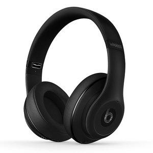 Beats by Dr. Dre  Studio ワイヤレス無線 オーバーイヤー・ヘッドホン/マットブラック BT OV STUDIO WIRELS MBLK - 拡大画像