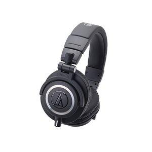 audio-technica プロフェッショナルモニターヘッドホン ATH-M50x - 拡大画像