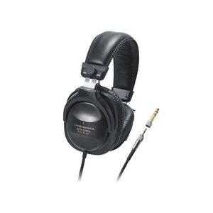 audio-technica スタジオモニター ステレオヘッドホン ATH-SX1a - 拡大画像