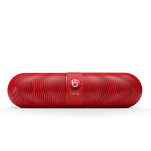 Beats by Dr. Dre Pill 2.0  ワイヤレススピーカー / BT SP PILLBT V2 RED - 拡大画像