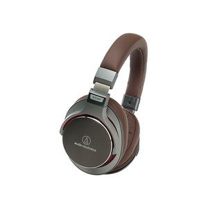 audio-technica 密閉型ポータブルヘッドホン ハイレゾ音源対応 ガンメタリック ATH-MSR7 GM - 拡大画像