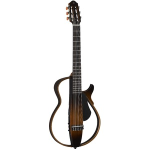 YAMAHA SLG200N TBS (タバコブラウンサンバースト) ヤマハ サイレントギター  - 拡大画像