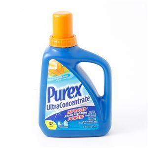 PUREX(ピューレックス)  リキッド洗剤 1470ml オリジナルフレッシュセント 【同種3本セット】 - 拡大画像
