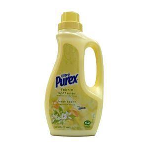 PUREX(ピューレックス)  柔軟剤 1320ml フレッシュセントウィズリナジット 【同種3本セット】 - 拡大画像