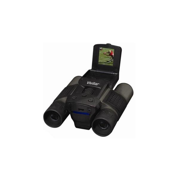 Vivitar デジタル双眼鏡カメラ VIV-CV-1225V