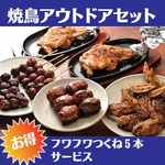 【お買い得】焼鳥アウトドアセット