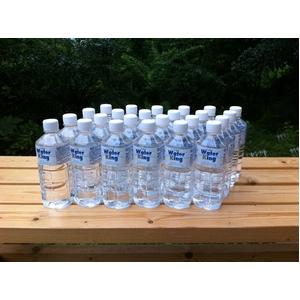 ヘルシーウォーター 安心・安全・健康な水 500mlペットボトル×24本入り - 拡大画像