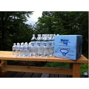 ヘルシーウォーター 安心・安全・健康なRO(逆浸透膜)水 お得なセットその1( 500mlペットボトル×24本入り+1.5Lペットボトル×12本+20Lボックス×1箱) - 拡大画像