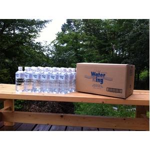 ピュアウォーター 安心・安全・健康なRO(逆浸透膜)水 お得なセットその2(500mlペットボトル×24本入り 1箱 + 20Lボックス 3箱) - 拡大画像