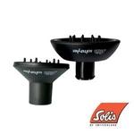 Solis(ソリス) ソフトスタイラー L ブラック (ドライヤー I311・315専用)
