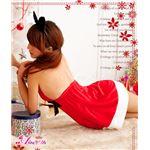 クリスマス☆サンタクロースコスプレセット/コスチューム/s009 border=