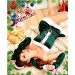 クリスマス☆サンタクロースコスプレセット/コスチューム/s014 border=